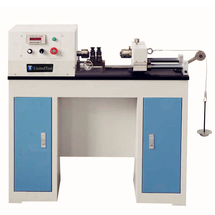 Metal Wire Wrapping Testing Machine